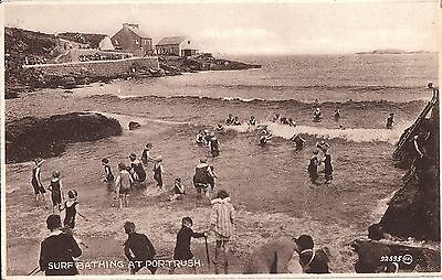 a northern ireland postcard ulster irish co. antrim portrush