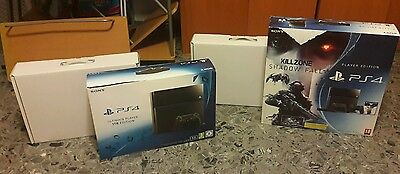 2 scatole playstation 4