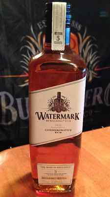 Bundaberg Rum Watermark 700ML Bottle Number 67794