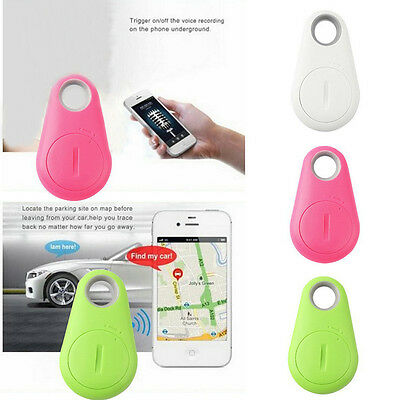 Mini Smart Wireless Bluetooth 4.0 Anti Lost Tracker Alarm Key Finder GPS Locator