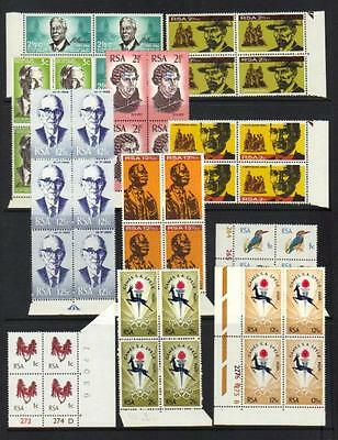 South Africa Mostly U/m Blocks Selection (1)