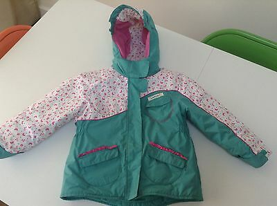 Girl's Winter Jacket  For Age 4 years