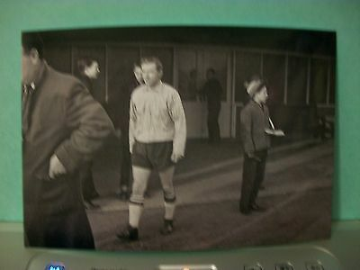 """WEST BROMWICH ALBION Manager Jimmy Hagan at Spring Rd 1960s  6""""x4"""" Photo REPRINT"""