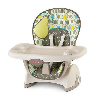 Fisher-Price Space Saver High Chair - Pear