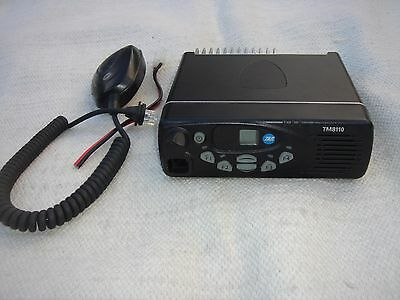 TAIT TM8110 VHF 10 CHANNEL 136-174MHz  c/w MICROPHONE & DC TAIL