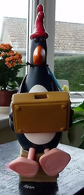 The Wrong Trousers, Feathers Mcgraw Toothbrush Holder 1989-With Original Label