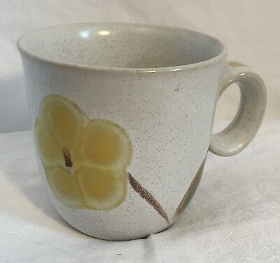 Cup Time Folkstone Stoneware Coffee Genuine 8 Mug Oz Tea Noritake Happy odWQeCErxB