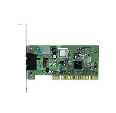 Zoom 56k V.92 PCI Vista Compatible Modem - NEW