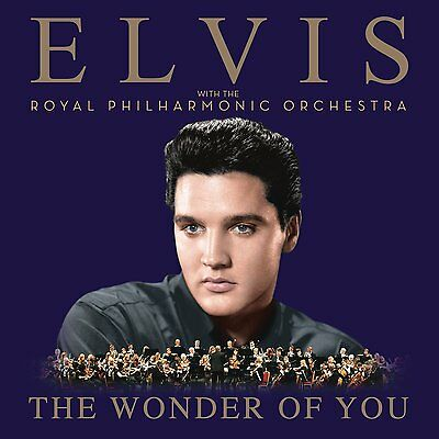 The Wonder Of You: Elvis Presley With The Royal Philharmonic [2 LP] [Vinile] Elv