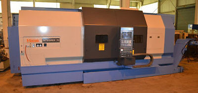 "Mazak ""integrex 70-2000U"" Multi-Axis Unversal Cnc Turning/milling Center -#27976"