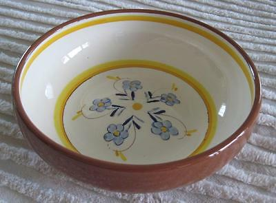 """1959 Stangl Pottery Fairlawn 8"""" Vegetable Bowl"""