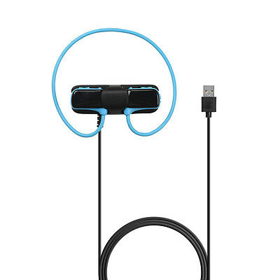 USB Cable Charger Charging Dock Cradle Pad For SONY NWZ-W273S Sports Walkman NEW