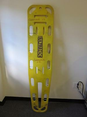Iron Duck Ultra Loc Backboard Floating Spineboard- Yellow (A)