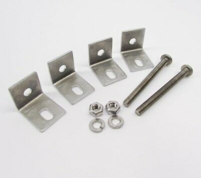 New Square D MB-9 Mounting Bracket Kit For Type 180 Current Transformers CT NIB