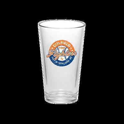 Foo Fighters Citi Field New York Mets pint glass **NEW** Limited Edition