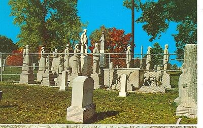 Mayfield,kentucky-Woolridge Monuments-Maplewood Cemetery-(Statue-146)