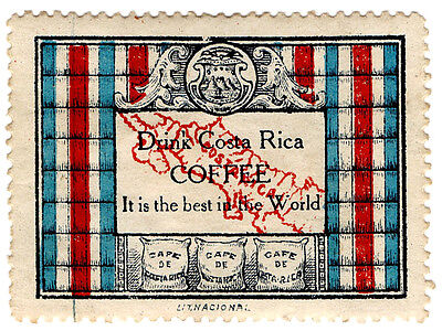 (I.B) Costa Rica Cinderella : Drink Costa Rica Coffee