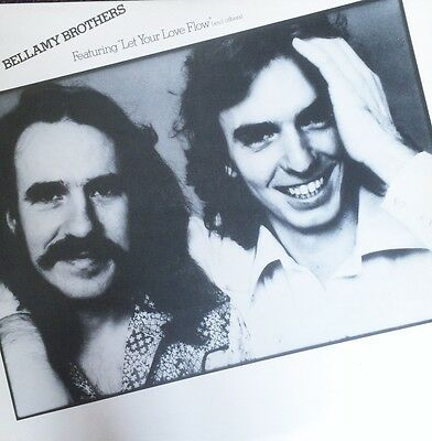 Bellamy Brothers - Let Your Love Flow  ( Lp - 1976 )