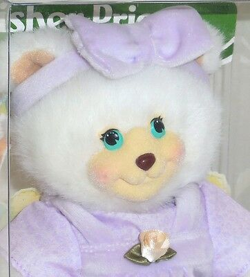 Berrybeth Bear ~ Briarberry Collection ~ 1998 Fisher Price ~ New In Box