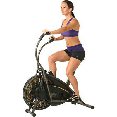 Stamina Air Resistance Exercise Bike #15-0881 With InTOUCH Fitness Monitor