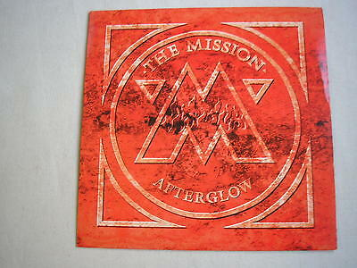 "THE MISSION Afterglow UK 7"" PS 1994 ex+/ex+"