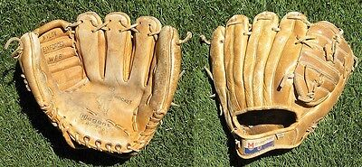 Vintage 1960's Regent Baseball Glove, High Quality, Rolled Leather Piping, Japan
