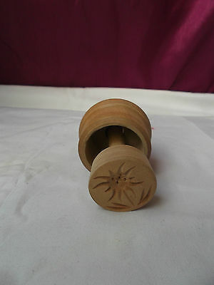 Alter Butter-Stempel Butter-Model Butterform Blume