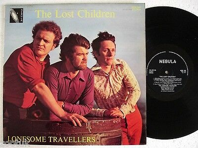 LONESOME TRAVELLERS * The Lost Children* NEBULA LP 1971