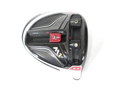 TOUR ISSUE! TaylorMade M1 460 8.5* Degree DRIVER -Head- (+ STAMP, HOT MELT)