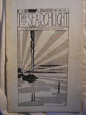 London Electrical Engineers Journal 1917 RE Royal Regiment Essex Kent