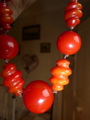 Art Deco Bakelite necklace