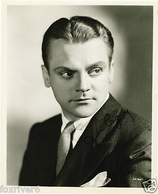 JAMES CAGNEY Signed Photograph - Film Star Actor