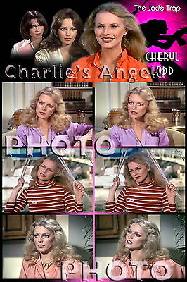 CHARLIE'S ANGELS Cheryl Ladd Episode PHOTO Collection #07