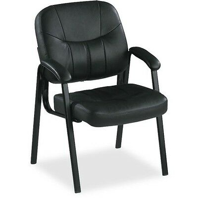 Lorell Chadwick Executive Leather Guest Chair 60122