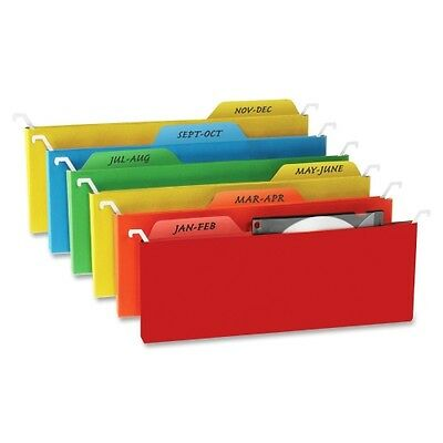 IdeaStream Find It Tab-View Mini Hanging Folders INTFT05021