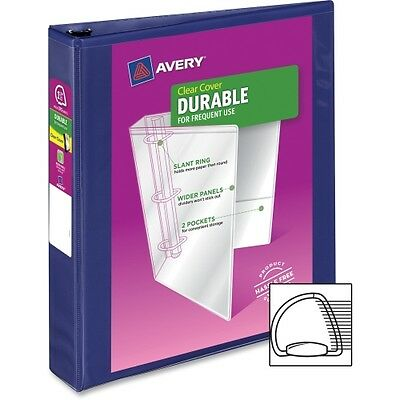 Avery Durable Reference View Ring Binder 17024