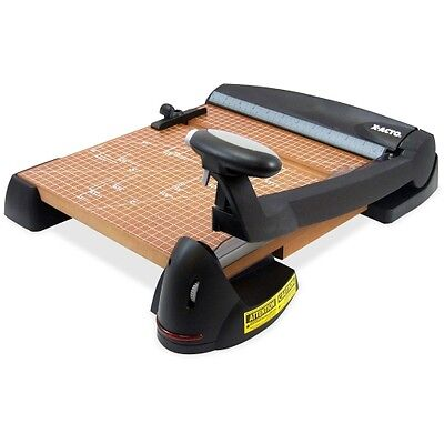 "X-Acto 12"" Blade Wood Base Laser Trimmer 26642T"