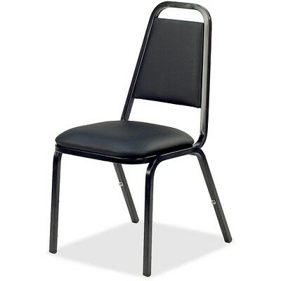 Lorell 8926 Upholstered Stacking Chair 62512