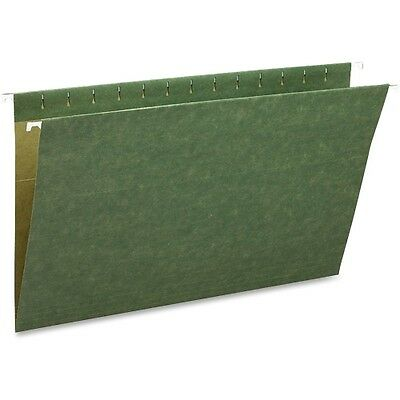 Smead 64110 Standard Green Hanging File Folders 64110