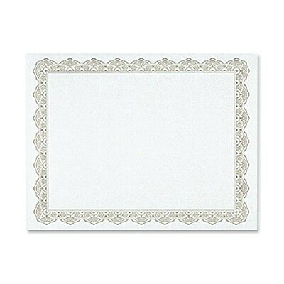 Geographics Blank Award Parchment Certificate 39451