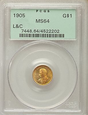 1905 Lewis and Clark Commemorative Gold PCGS MS 64
