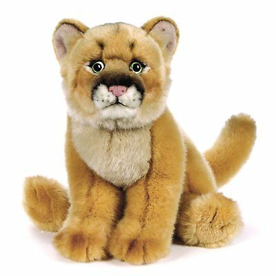 Webkinz Plush Endangered Signature Cougar New with Sealed Code Tag