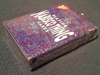 Nabisco Thing Playing Cards Factory-Sealed 1996