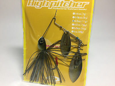 50831) OSP O.S.P High Pitcher Spinnerbaits 3/8oz DW #S65 Baby Bass