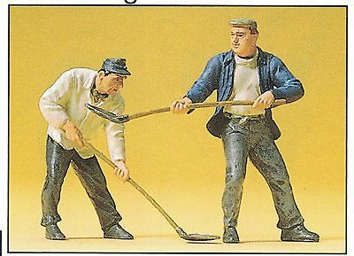 Construction Worker Preiser 63062 1 Gauge Scale 1:32 Accessorie