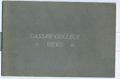Early 1900 Views of Vassar College