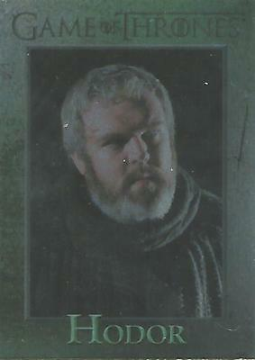 Game of Thrones Season 1 - #41 Base Parallel Foil Card