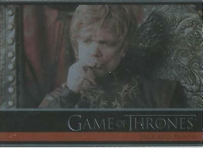 Game of Thrones Season 1 - #29 Base Parallel Foil Card