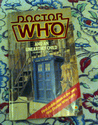Doctor Who and an Unearthly Child, Dicks, Terrance, Good Condition Book