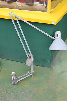 Anglepoise 1001 Lamp Limited Desk Lamp Industrial Vintage Retro counterweight
